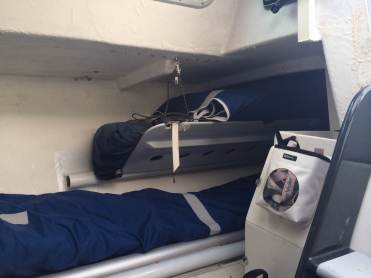 étagère matossage tribord